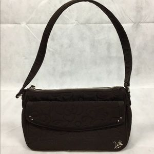 Vera Bradley Brown Purse